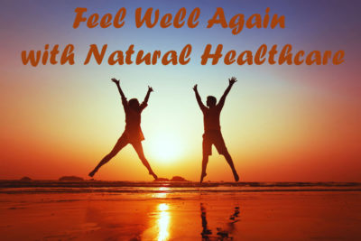 Natural healthcare such as acupuncture, herbal medicine, massage therapy, acupoint injections and vitamin b12 can help you feel well again.
